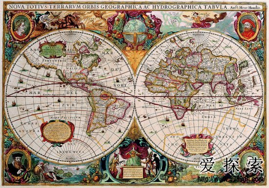 绘出南极地图?(2)