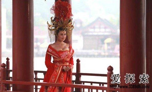 中国古代乳房不看好丰盈