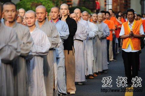 日本女人抢着嫁给和尚