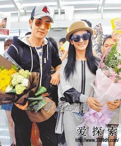 李晟和张睿赴台办粉丝见面会-于美人签下万茜和琼瑶