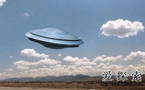 国民航班机曾被UFO骚扰 2