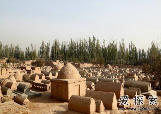 清朝墓葬结构图