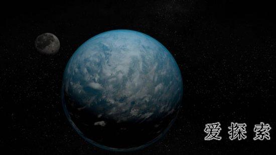 木星和月球互换位置图片