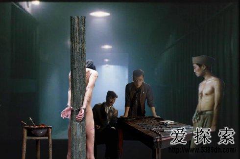 残暴日军活体解剖前戏:少女必先裸检