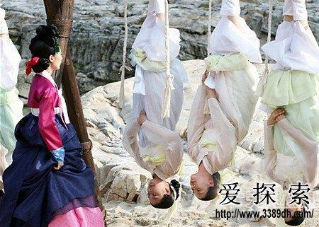 揭秘古代女子宫刑:比阉割男人更可怕图片