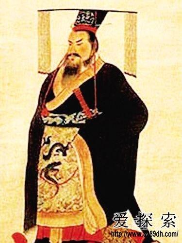 中国历朝历代昏庸皇帝图片
