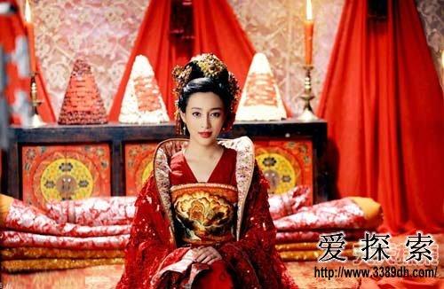 中国古代宫廷内最著名的五大艳后