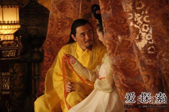古代中国妃子图片