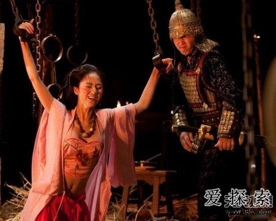 揭秘中国古代监狱 女犯受尽非人屈辱图片