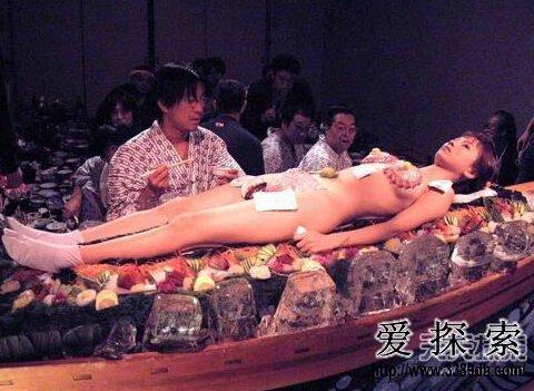 日本人变态无底线 热衷吃少女排泄物