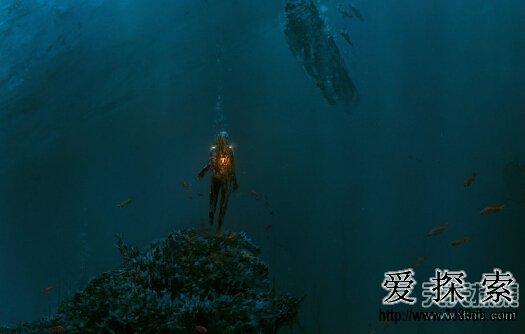 棲身水下的特異外星人:海底神秘人類(2)圖片