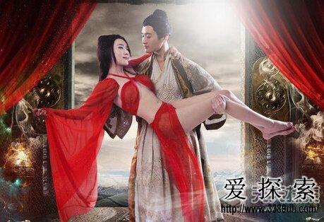 中国古人眼中最美乳房