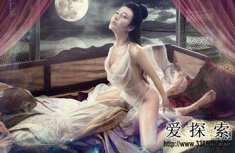 揭古代女子性爱观:闺房内的惊人一幕