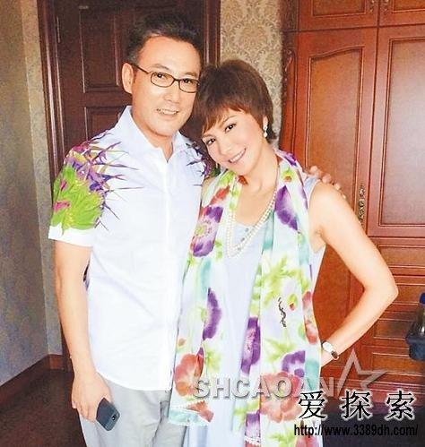 47岁田丽和李雨泽想先有后婚-春节到男友老家过年(图)