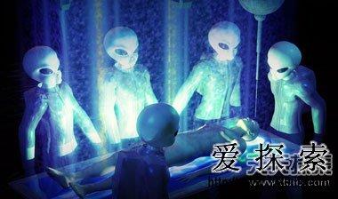 述遭女外星持进取实验()