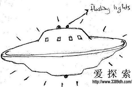 英国公布档案 UFO真的存在