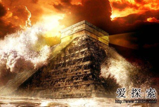 墨西哥玛雅金字塔之谜
