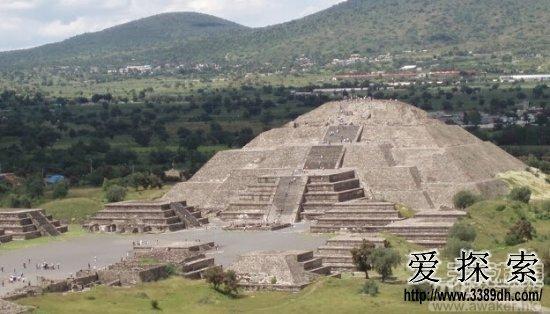 墨西哥金字塔惊天真相:人类文明芯片