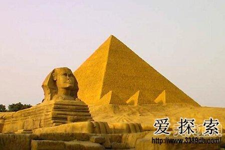 埃及金字塔其中之一