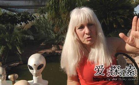 女子被外星人绑架 背后秘密惊人