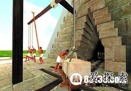 胡夫金字塔用了260万块石块