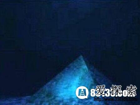 百幕大三角水晶金字塔之谜