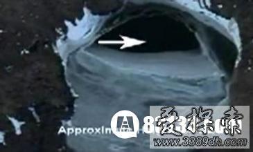 震惊发现南极洲外星人基地